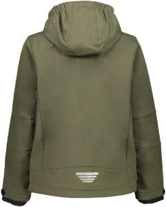 CMP Softshell Jacket With Fixed Hood Giacca Bambina